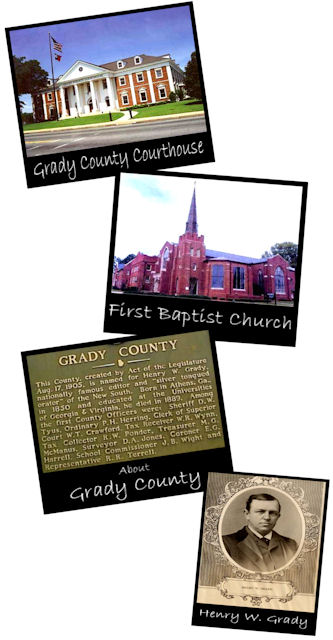 Grady+County+Tax+Assessor's Grady County was created in 1905 from ...